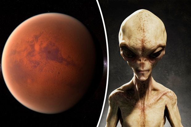 CIA documents: An Ancient Alien Race On Mars was destroyed by an Unknown Invasion 100