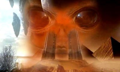 CIA documents: An Ancient Alien Race On Mars was destroyed by an Unknown Invasion 95