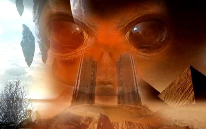 CIA documents: An Ancient Alien Race On Mars was destroyed by an Unknown Invasion 20