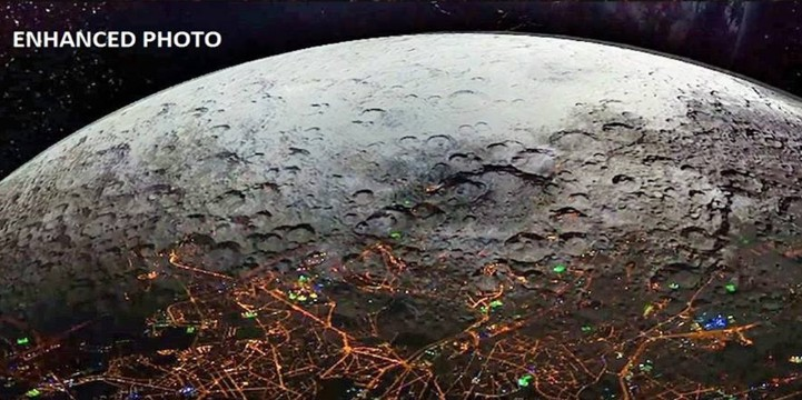 """A huge Hologram is hiding """"Bases, fortresses and Alien Cities"""" on the Moon 16"""