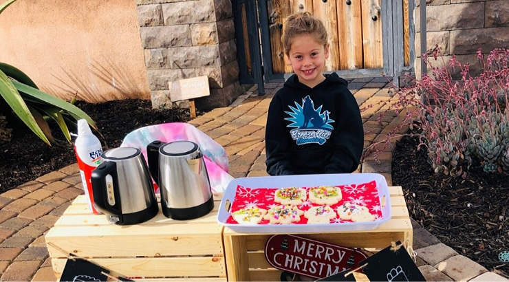 This 5-Year-Old Girl Sold Cookies To Pay The Lunch Debt Of 123 Schoolmates 86