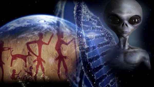 Aliens from Pleiades on Earth 3