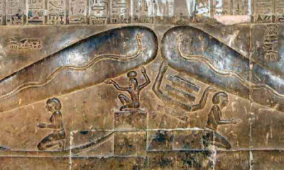 The Dendera Light Bulbs: electricity in ancient Egypt 107