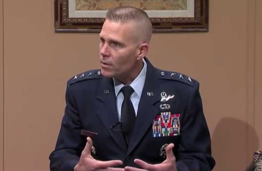 """General Steven Kwast (USAF): """"Technology exists to Teleport Human Beings from Earth to any place"""" 93"""