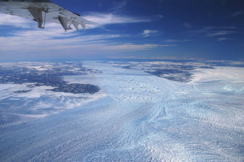 Greenland is losing ice seven times faster than expected 6
