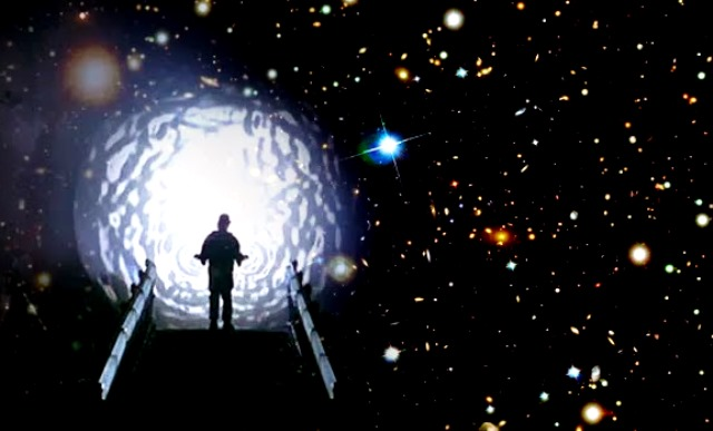 Near Death Experience: Man describes a Tunnel of Light and a Journey among the Stars 93