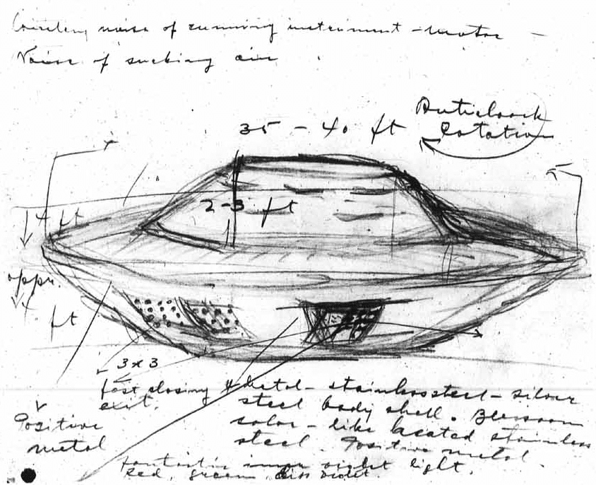 A Private UFO Enthusiast Donated Thousands of Government UFO Reports to the General Public 5