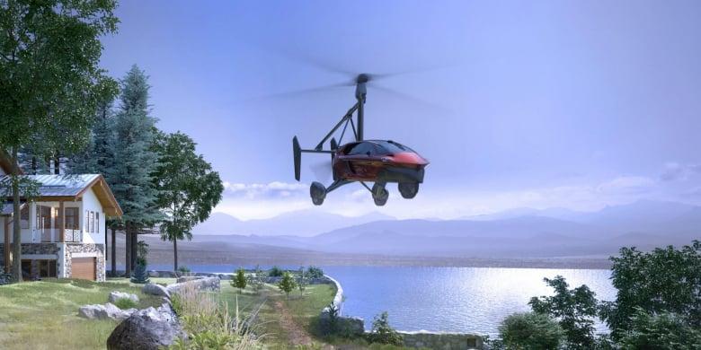 "PAL-V Flying car ""width ="" 780 ""height ="" 390 """