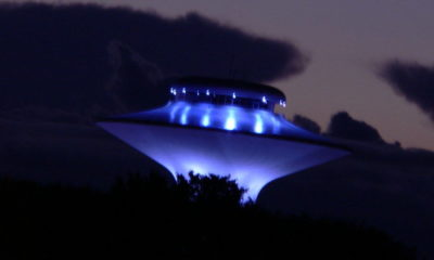 Huge Triangular UFO 'Ejecting Red Orb' Recorded Gliding Across Sky Above New York 91
