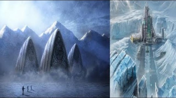 US Navy pilot tells of an Ancient Alien City found in Antarctica 6