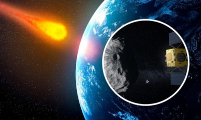 Asteroid as big as the pyramids on its way and could zoom past Earth on Friday 101