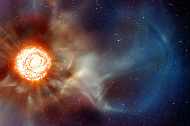 Betelgeuse star acting like it's about to explode, even if the odds say it isn't 86