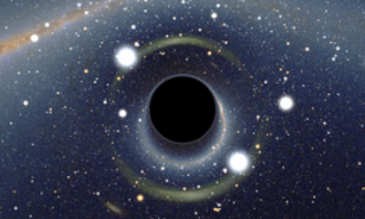 A black hole was discovered in our galaxy that should not exist 95