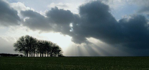 'Apocalyptic' Sounds Recorded Coming from the Sky over the Netherlands 1