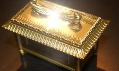Archaeologists May Have Found Table that Held the Ark of the Covenant 95