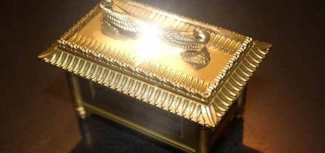 Archaeologists May Have Found Table that Held the Ark of the Covenant 27