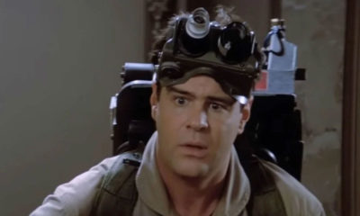 Ghostbusters Star Dan Aykroyd's Roots in Real Life Ghost Hunting 87