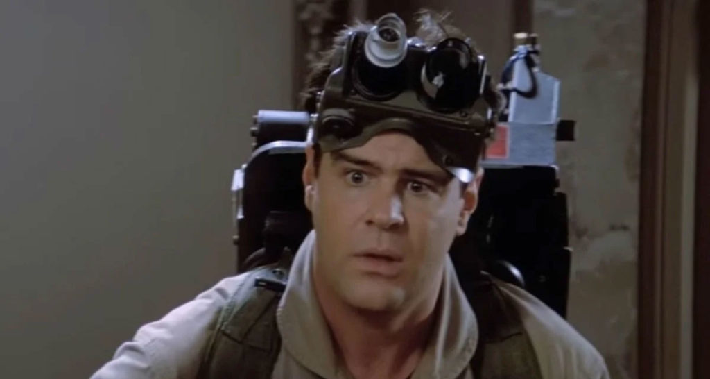 Ghostbusters Star Dan Aykroyd's Roots in Real Life Ghost Hunting 8