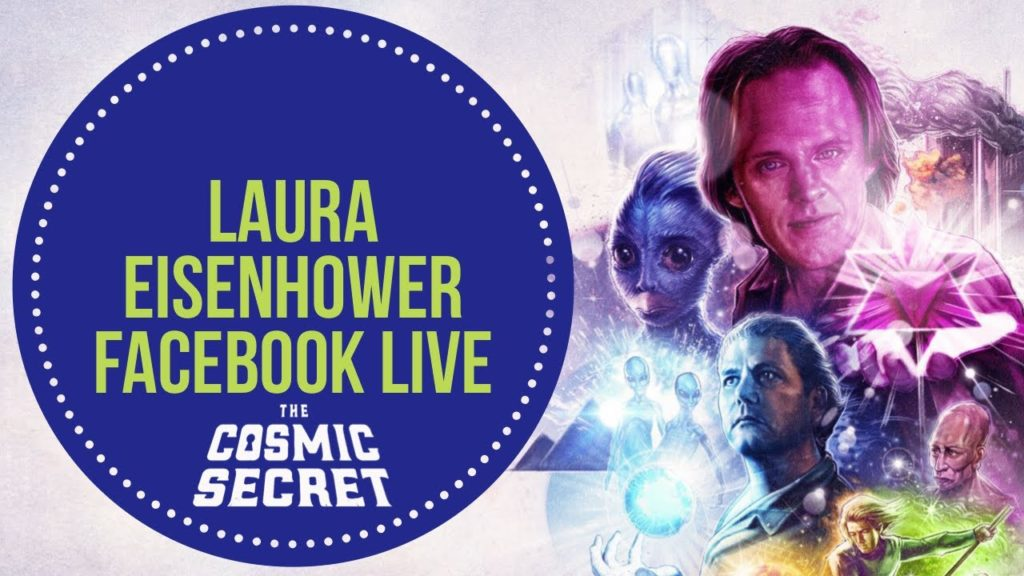 Laura Eisenhower: Galactic Astrology and the Inner Work 1