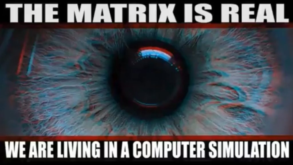 Signs that we actually live inside a Matrix-type drill and it is breaking 7