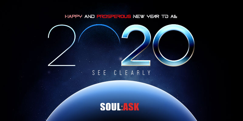 Happy and prosperous 2020 to all! 86