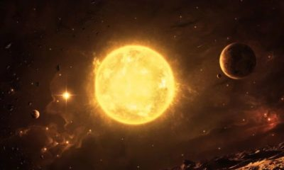 NASA has found new evidence that our Sun is not an ordinary star 118