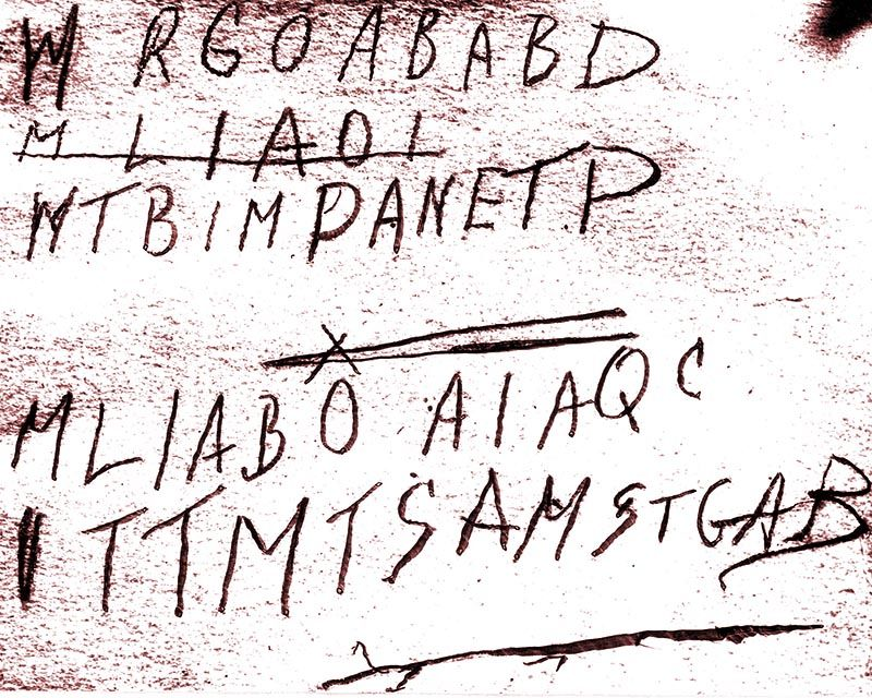 The Mystery of the Taman Shud Case 9