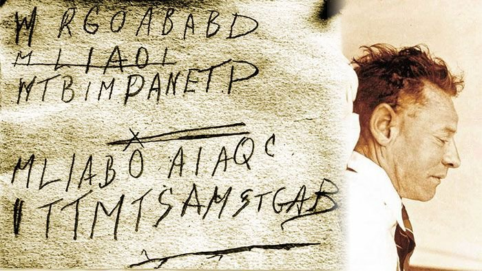 The Mystery of the Taman Shud Case 7