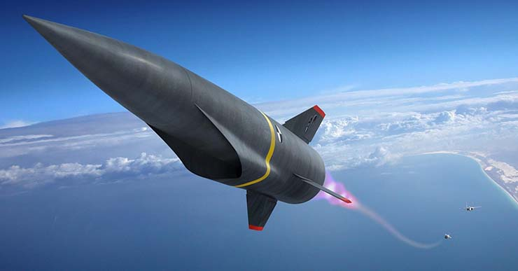 Third World War for 2020: Russia deploys the first intercontinental hypersonic missile 6