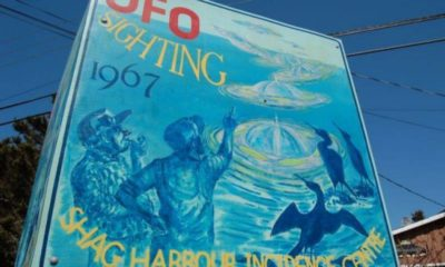 The mysterious UFO incident near Shag Harbor, Nova Scotia 88