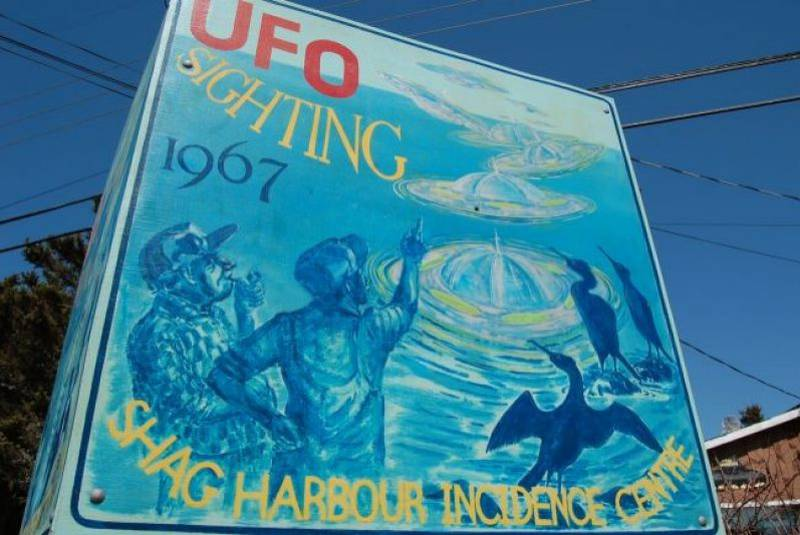 The mysterious UFO incident near Shag Harbor, Nova Scotia 12