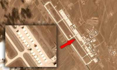 "AREA 51, ""mysterious objects"" suddenly appear from the hangars of the Tonopah Test Range airport 96"