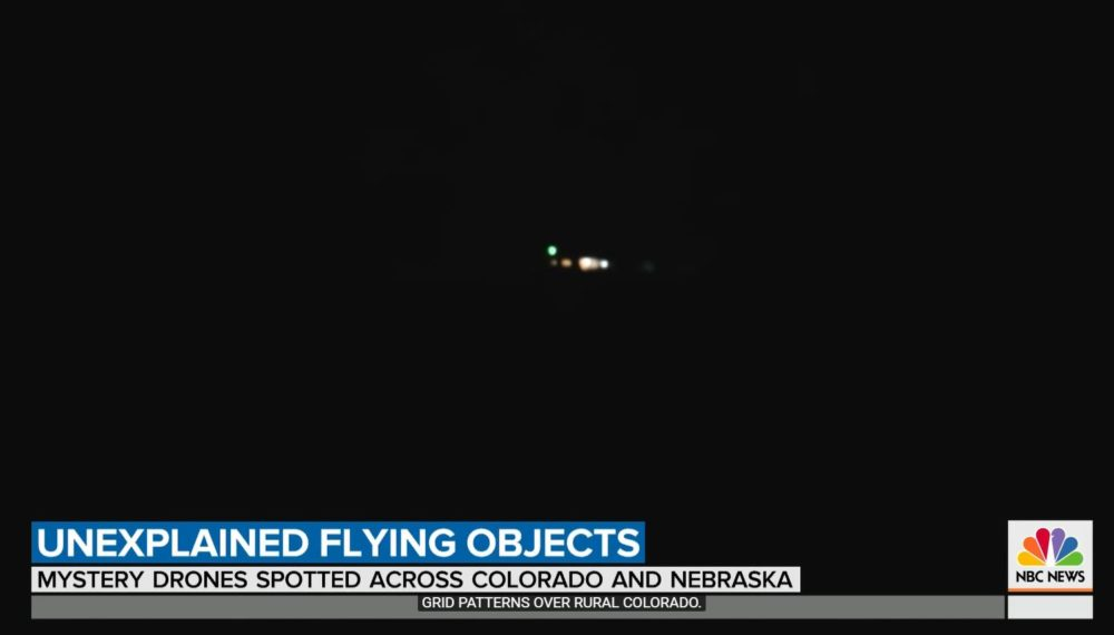 FAA now decides to investigate emergence of mysterious drones in the US 1