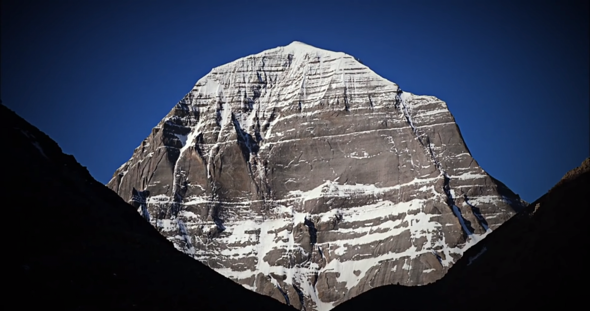 Kailash Mountain: Pyramid or Nuclear Power Plant? 94