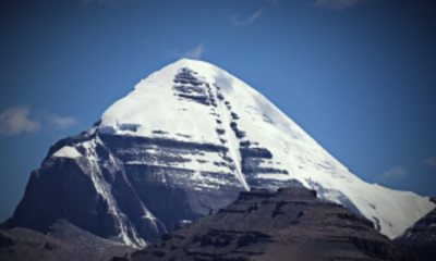 Kailash Mountain: Pyramid or Nuclear Power Plant? 91