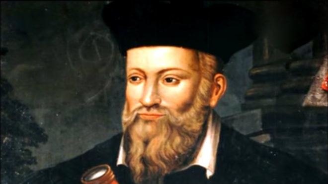 Nostradamus World War Prediction