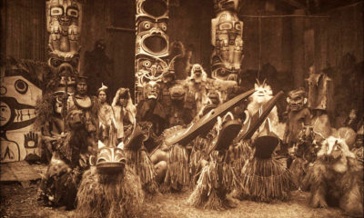 Shamanic initiation and the ways of the afterlife in the North American tradition 87