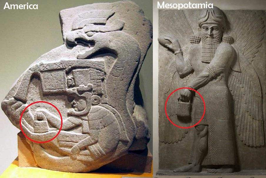 Why are these ancient images of the Lord of the Animals appearing all over the world? 31