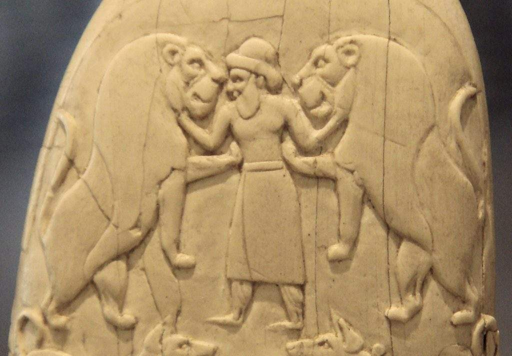 Why are these ancient images of the Lord of the Animals appearing all over the world? 33