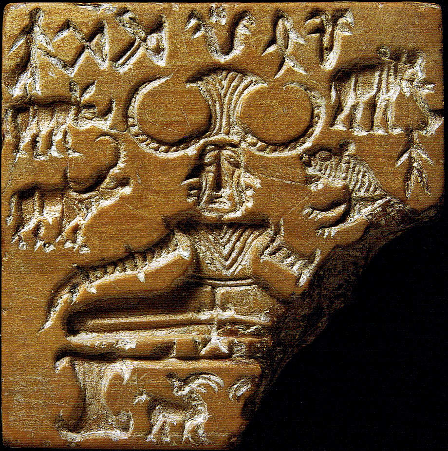 Why are these ancient images of the Lord of the Animals appearing all over the world? 32