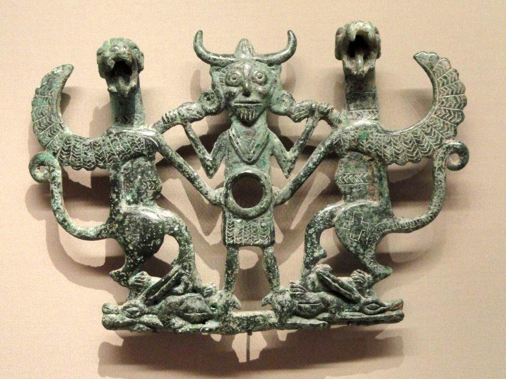 Why are these ancient images of the Lord of the Animals appearing all over the world? 37