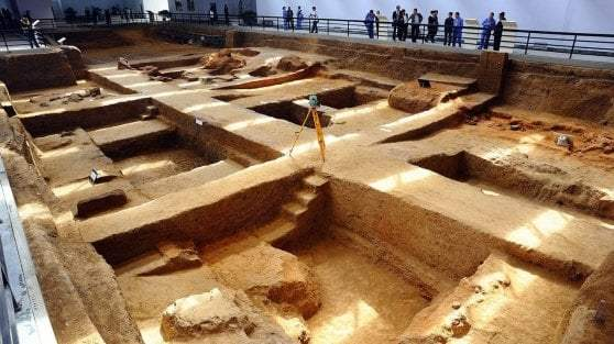 220 New terracotta warriors were discovered in China 10