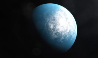 Telescope discovers another Earth-sized habitable planet 92