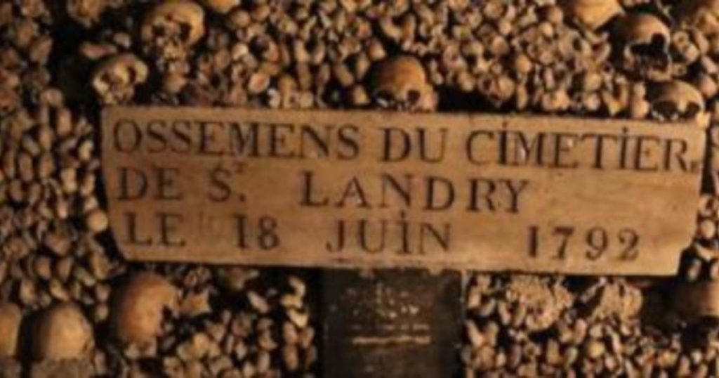 The mystery of the Catacombs of Paris and the people lost forever among the six million skeletons 88