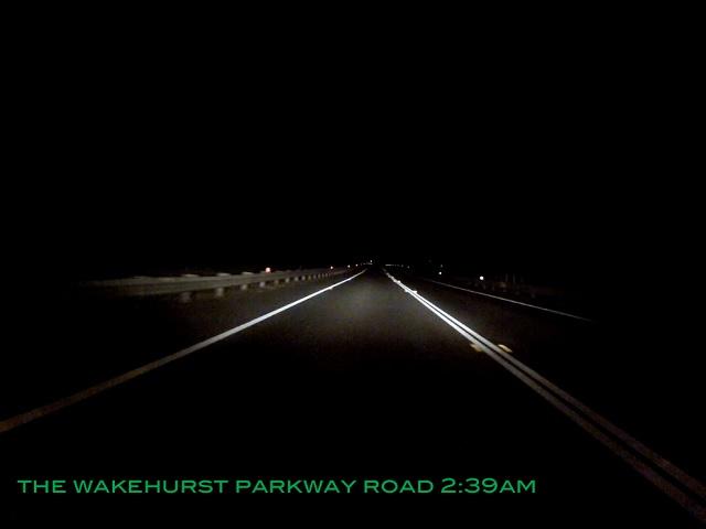 Wakehurst Parkway Road Australia