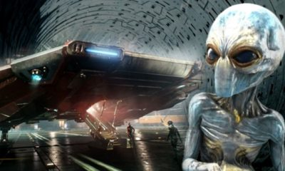 "US Air Force engineer: ""There are secret tunnels with extraterrestrial bodies and aircraft"" 93"