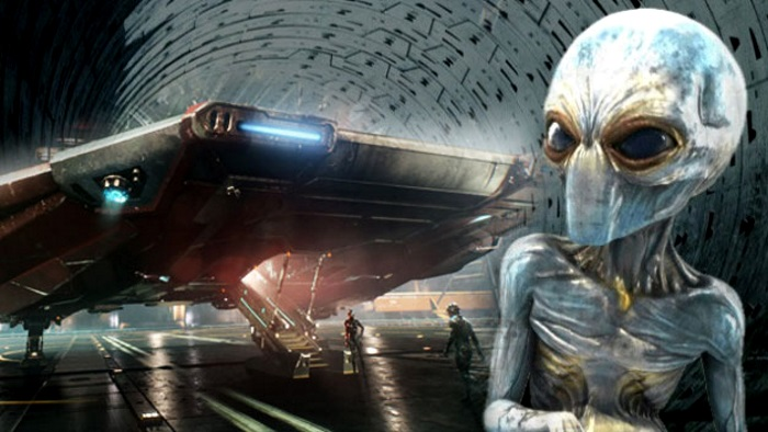 "US Air Force engineer: ""There are secret tunnels with extraterrestrial bodies and aircraft"" 94"