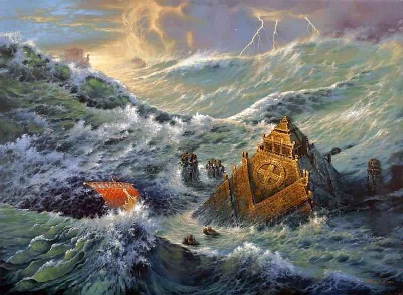 Atlantis: Secrets of Ancient Civilization 101