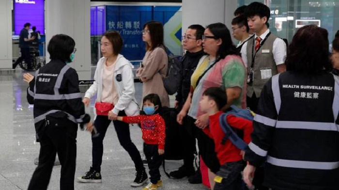 China is hiding information about the unknown virus and more patients are becoming sick 96
