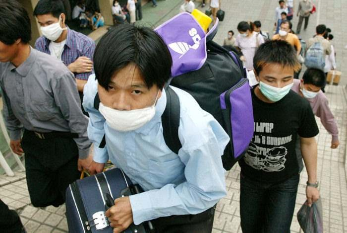 China is hiding information about the unknown virus and more patients are becoming sick 98